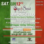 Sip & Soul Featuring LIMONCELLO Live In Concert